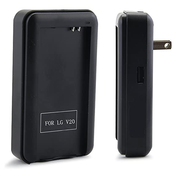size 40 69a85 1c3c1 LG V20 Battery Charger , Sfmn USB Wall Travel Spare Battery Charger for LG  V20 Battery (LG V20 Wall Charger)
