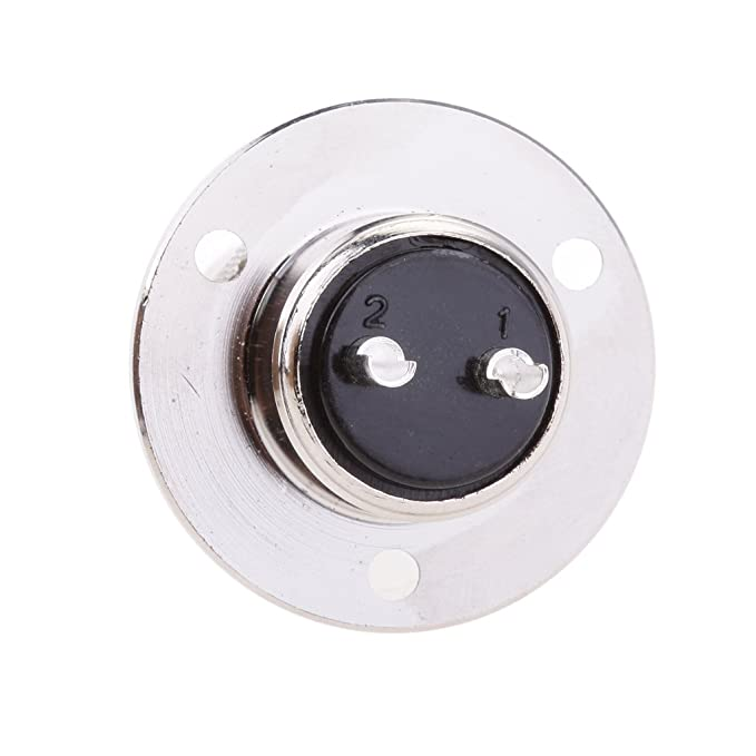 Waterproof 2 Pole 12-24 Volt 20mm Outside Plug//Connector//Outlet for RVs