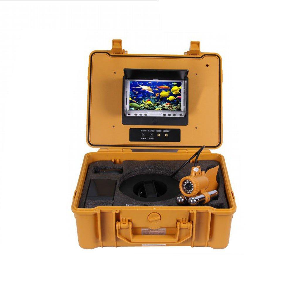 通販 フィッシュファインダー 水中ビ デオカメラ(600 24) TVライン7インチ [並行輸入品] 液晶モニター30m デオカメラ(600 ケーブルLEDライト x 24) [並行輸入品] B01BBXQFYO, シタラチョウ:86a20d5d --- ballyshannonshow.com