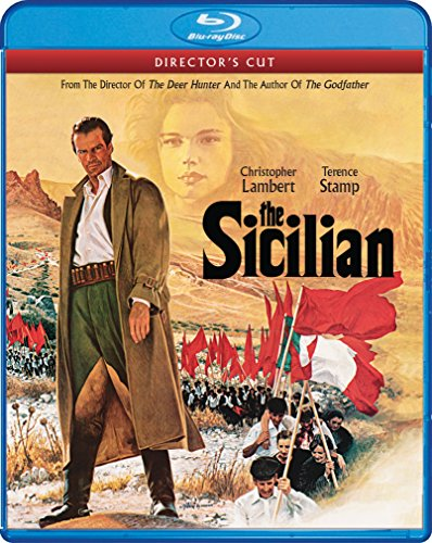 The Sicilian (Director's Cut) [Blu-ray]