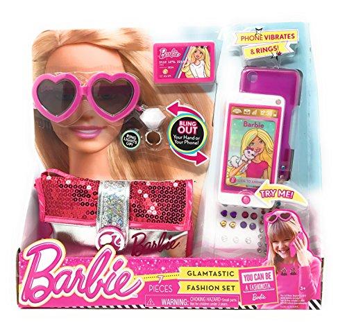 Barbie Glamtastic Fashion Set Purse Cell Shades (Homemade Barbie Halloween Costume)
