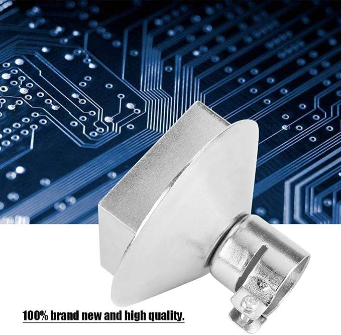 Pistola de aire caliente Boquillas Kits Pistola de aire caliente para 850 Serie con malla Aire Caliente Soldadura Repair Tool accesorios BGA cuadrada boca