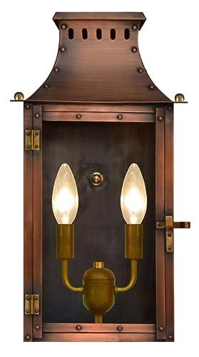 Amazon.com: La linterna eléctrica coppersmith Yorktown 2 ...