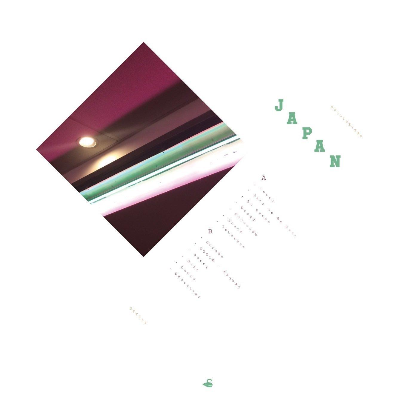 Vinilo : Suicideyear - Japan (LP Vinyl)