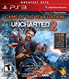 UNCHARTED 2: Among Thieves - Game of The Year Edition - Playstation 3 (Renewed)