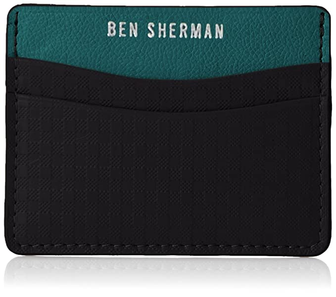 Amazon.com: Ben Sherman – Chaqueta con relieve Gingham de ...
