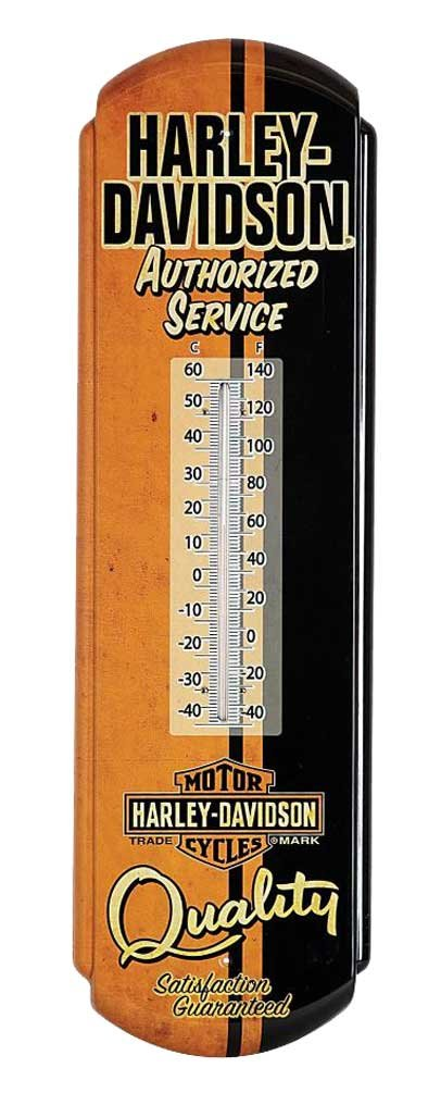 Harley-Davidson Authorized Service Wall Thermometer