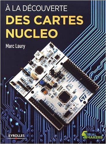 couverture du livre À la découverte des cartes Nucleo