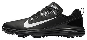 online store ce887 7c81c Nike Lunar Command 2 Chaussures de Golf Homme, Noir (Negro 002), 40