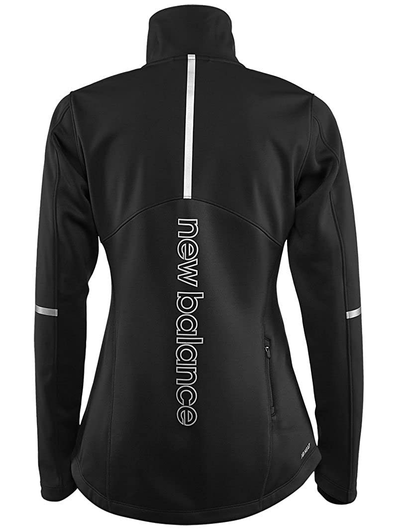 f4e1fd6e79706 Amazon.com: New Balance Womens Windblocker Jacket: Clothing