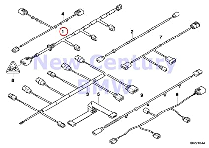 Amazon.com: BMW Genuine Various Additional Cable Harnesses ... on bmw x5 maintenance, bmw x5 alternator diagram, bmw e90 wiring diagram, bmw 545i wiring diagram, bmw 335i wiring diagram, bmw x5 lighting, bmw e21 wiring diagram, bmw x5 o2 sensor diagram, bmw x5 hose, bmw x5 cooling, bmw 128i wiring diagram, bmw m6 wiring diagram, bmw x5 assembly, bmw radio wiring diagram, bmw x5 belt routing, bmw m5 wiring diagram, bmw x5 chassis, bmw x5 lighter fuse, bmw x3 wiring diagram, bmw x5 oil cooler,