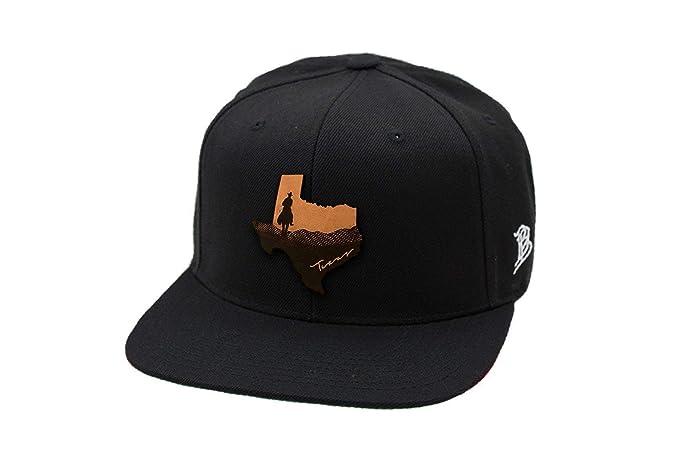 1262a1503546e Branded Bills The Texas Cowboy - OSFA Black at Amazon Men s Clothing store