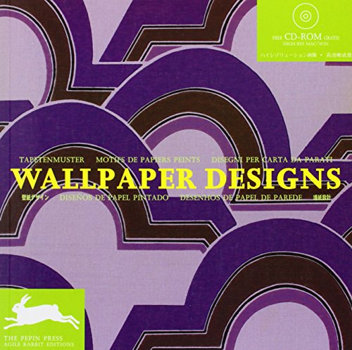 Wallpaper Design (Agile Rabbit Editions) by Brand: Pepin Press