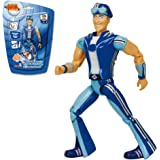 Lazy Town Sportacus action figure rare muliple poses articulated