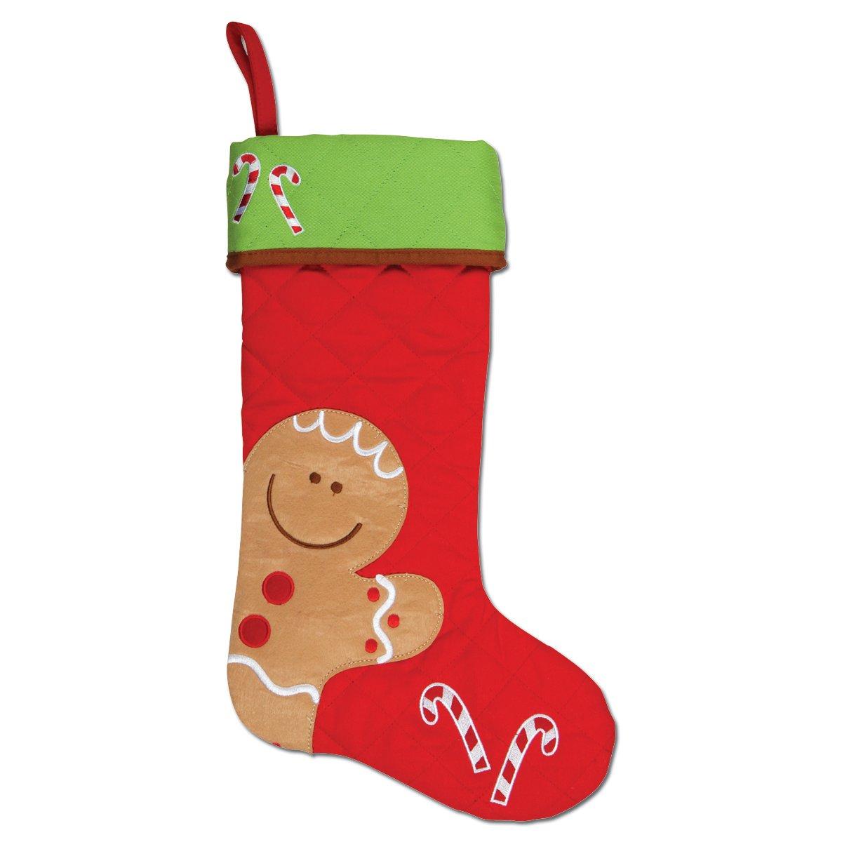 Amazon.com: Stephen Joseph Christmas Stocking, Dino: Toys & Games