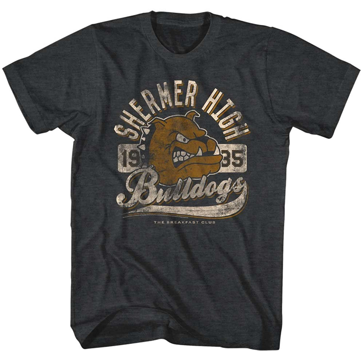 Breakfast Club - Mens Bulldog T-Shirt