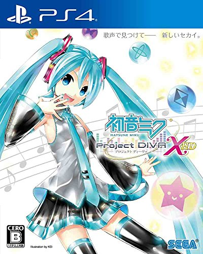 Hatsune Miku: Project DIVA X - Hatsune Miku Video Game