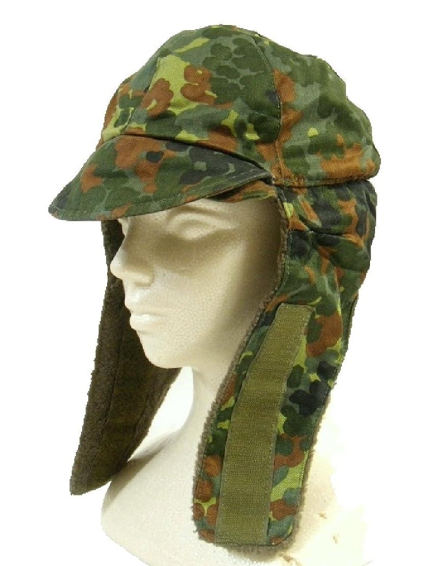 ミル解釈的血まみれのブーニー ハット サバゲー 帽子 ジャングル サファリ ミリタリー 米軍タイプ 迷彩 ドイツ フレック CP-0047