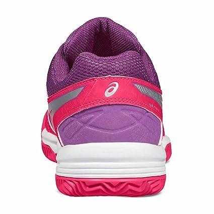 Asics Tennis Shoes Gel-Padel Pro 3 Sg Diva Pink / Orchid / Silver 39m: Amazon.es: Deportes y aire libre