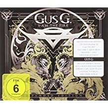 I Am The Fire - Expanded Edition (Bonus One DVD) By Gus G. (2014-11-03)