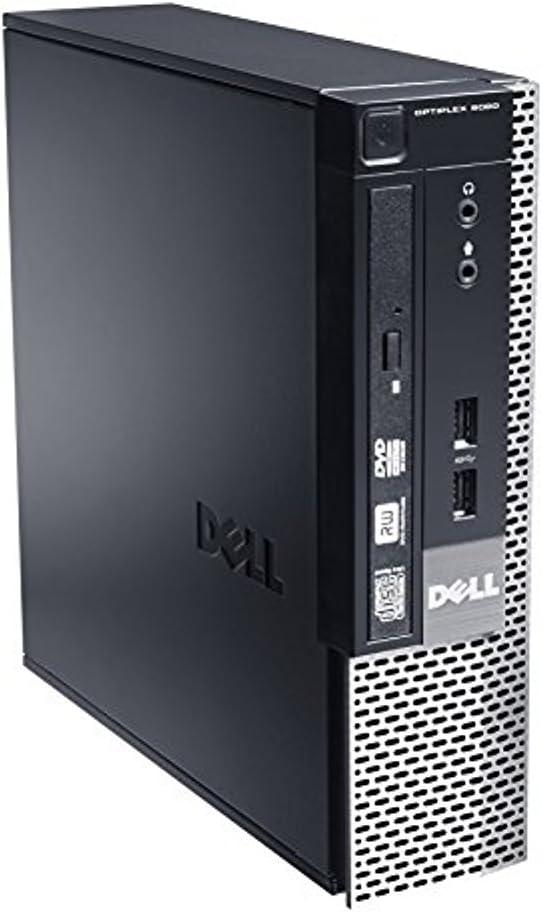 Dell Optiplex 9020 USFF Desktop PC - Intel Core i5-4570S 2.9GHz 8GB 320GB HDD DVDRW Windows 10 Professional (Renewed)