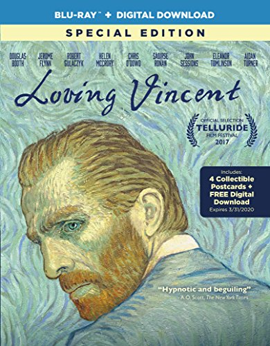 Blu-ray : Loving Vincent (Special Edition, Widescreen)
