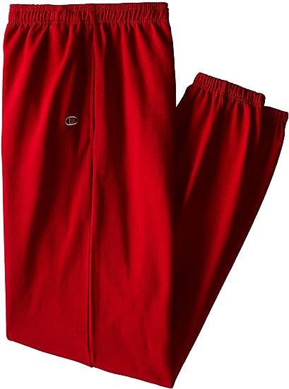 Champion Mens Big-Tall Fleece Pant