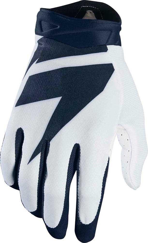 2018 Shift Black Label Air Gloves-White-S