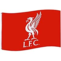 Forever Collectables Liverpool FC Core Crest Flag 152 x 91 cm
