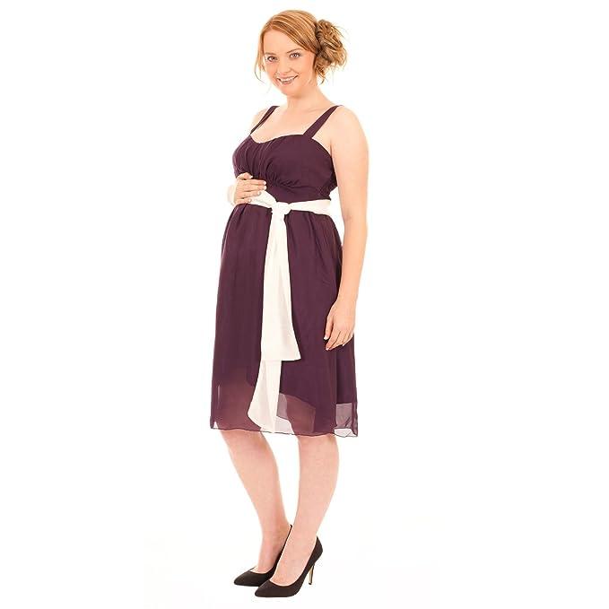 Embarazo e instrucciones para hacer vestidos para fiesta de sandalias planas con sujeción en ocasión faja