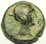 SPAIN CASTULO 2ND CENT BC SEMIS AE 18MM