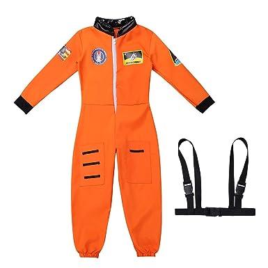 Iiniim Kinder Astronaut Kostum Weltraum Weltall Fahrer Anzug
