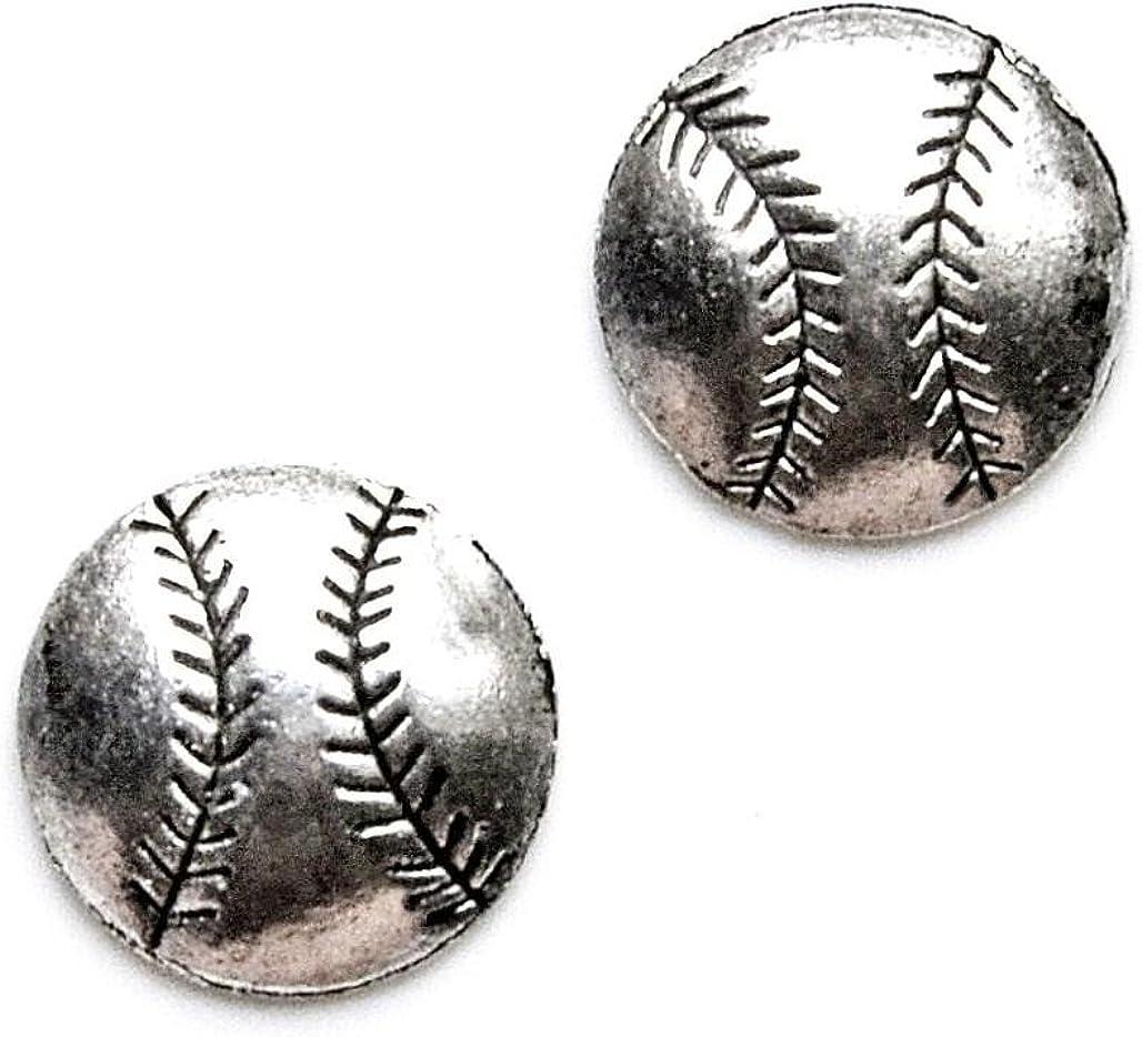 Quality Handcrafts Guaranteed Baseball Cufflinks