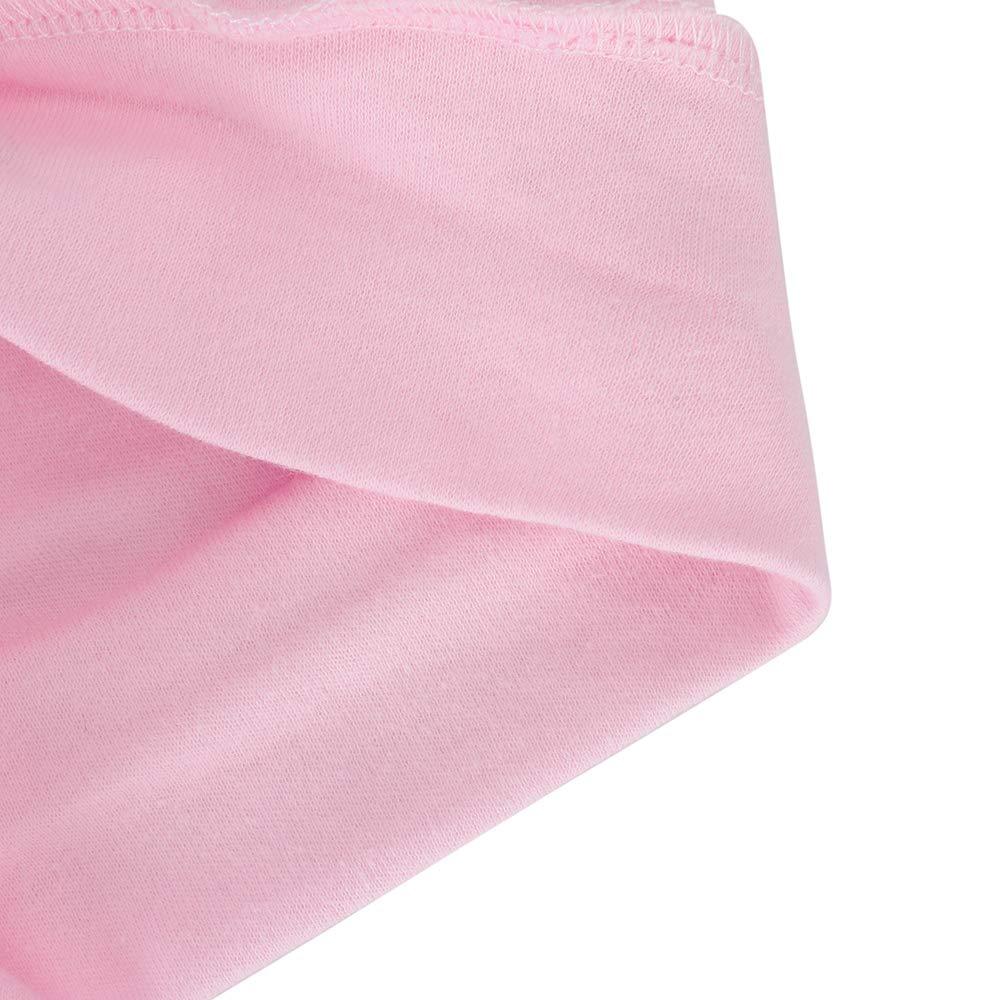 LACOFIA Newborn Baby Beanie Hats and Anti Scratch Mittens Set 100/% Cotton Caps and Gloves Newborn Boys and Girls Essentials 8 PCS 0-6 Months