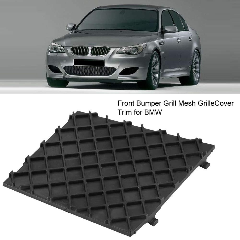 Outbit Sto/ßstangengrill Linke Seite vordere Sto/ßstange untere Gitter Gitterabdeckung Blende f/ür BMW E60 E61 5111 7897 186
