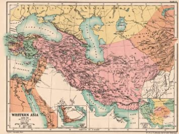 Amazon.com: WESTERN ASIA IN 1330 AD. under the Mongols. Persia (Iran on northern cyprus, blank map of asia, map of middle east, map of southwestern asia, map of eastern europe, map of united kingdom, map of indonesia, map of europe with cities, map of uzbekistan, east asia, map of northwestern asia, map of southeast asia only, southeast asia, western europe, map of east asia, map of united states, south caucasus, north asia, horn of africa, map of ukraine, map of syria, northeast asia, south asia, map of mediterranean basin, map of europe and asia, map of baghdad, map of africa, yemen arab republic, map of turkey, near east, central asia, indian subcontinent, map of near east, arab world,
