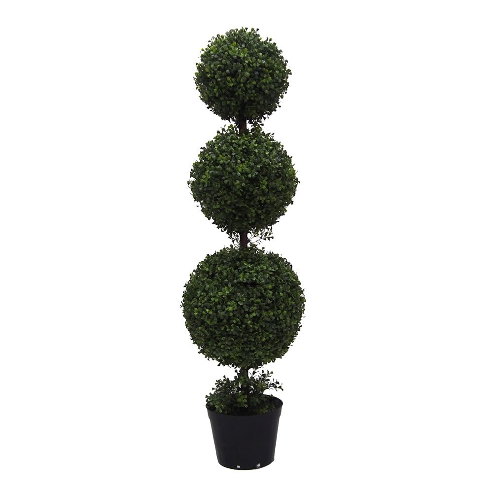 Vickerman TP170748 Everyday Boxwood Topiary