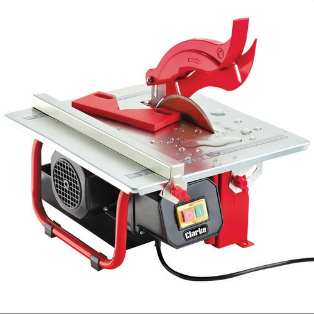 Clarke etc8 electric tile cutter amazon diy tools dailygadgetfo Gallery