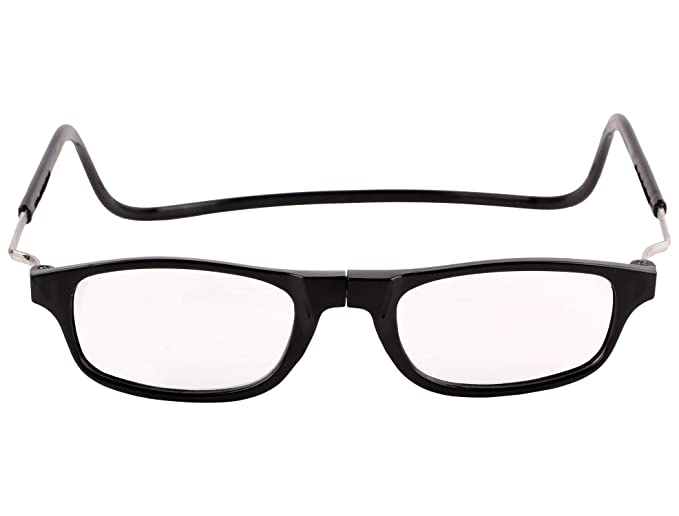 46755c17b675 Id Magnetic Reading Full Rim Rectangular Unisex Spectacle Frame(Mag-202)