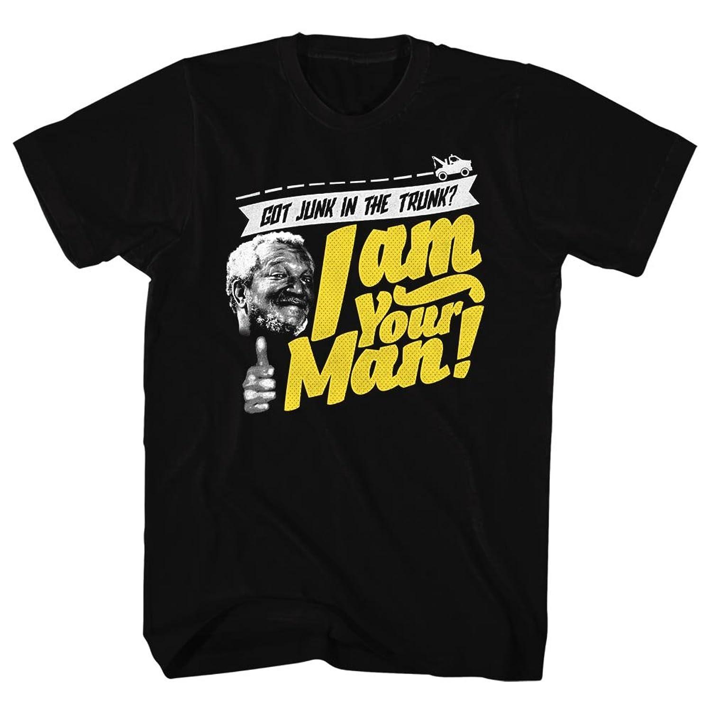 Redd Foxx - Mens Junk In The Trunk T-Shirt