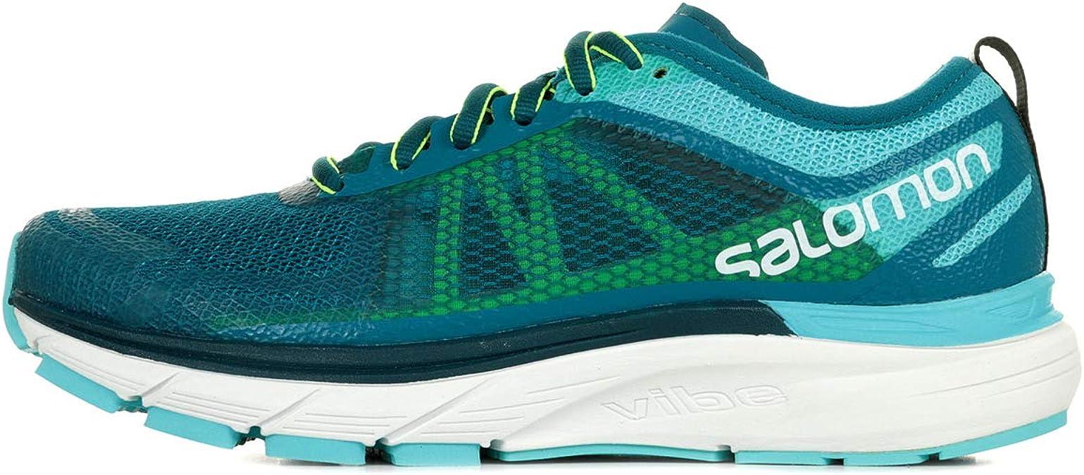 SALOMON Sonic Ra MAX W, Zapatillas de Trail Running para Mujer: Amazon.es: Zapatos y complementos