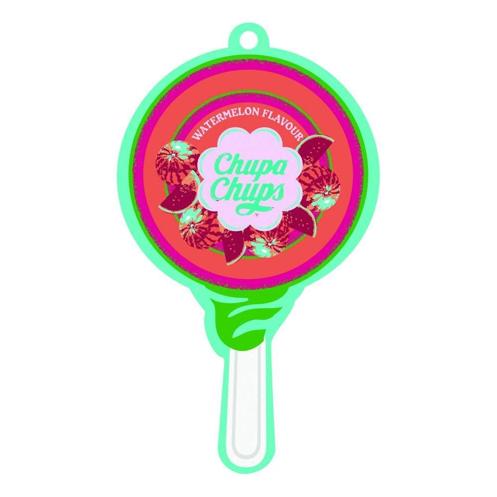 Chupa Chups CHP701 Deodorante per Auto, Anguria