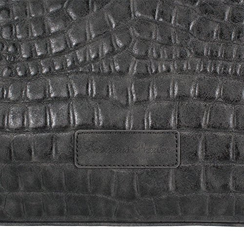 Fritzi aus Preußen Anita Croco bolso totes 33 cm Black