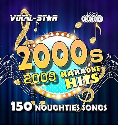 Vocal-Star 00s Decades Karaoke CDG Disc Pack - 113 Songs: Various: Amazon.es: Música