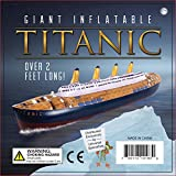 Giant Titanic Inflatable Pool Toy by Universal