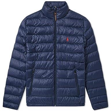 cba5bbef4 Polo Ralph Lauren Men's Lightweight Bleeker Down Jacket at Amazon ...