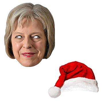 Theresa May Mask