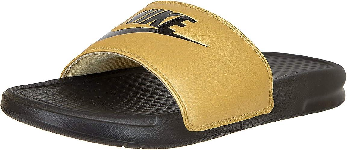 Nike Benassi JDI - Chanclas para mujer, color Negro, talla 42 ...
