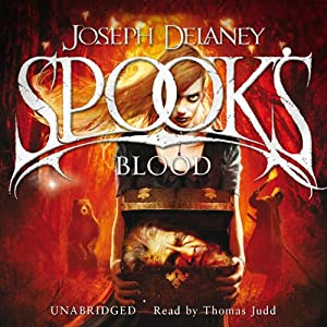 The Spook's Blood Audiobook