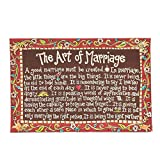 Glory Haus The Art of Marriage Canvas